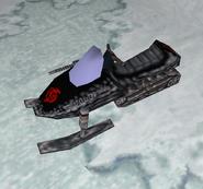 Fiamma Nera Snowmobile