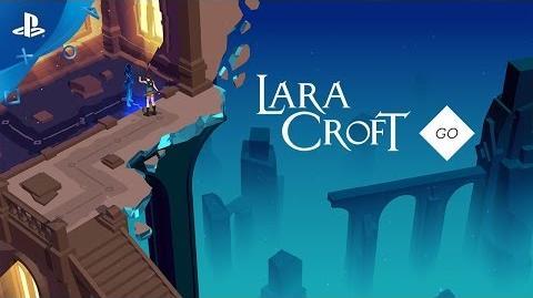 Lara Croft GO - PlayStation Experience 2016 Launch Trailer PS4, PS Vita