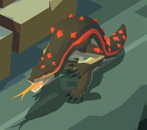 LCGO Salamander