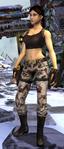 Relic Run Outfit Desert