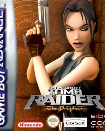 Tomb Raider The Prophecy Lara Croft Wiki Fandom