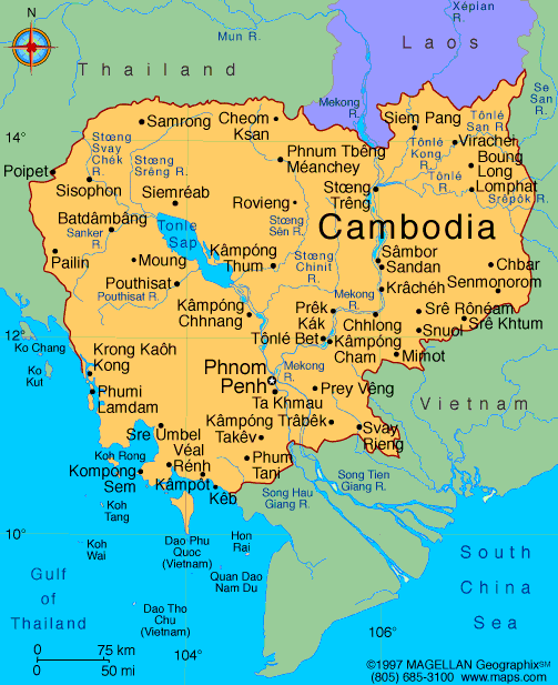 Image Cambodia Mappng Lara Croft Wiki FANDOM Powered By Wikia - Cambodia map