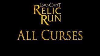 Lara Croft Relic Run - ALL Curses!