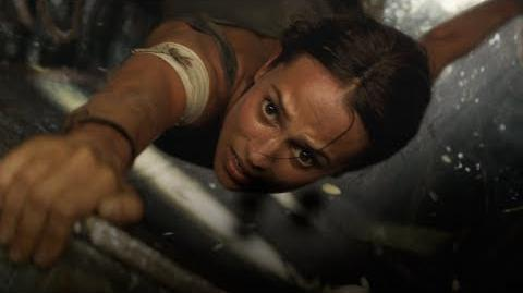 TOMB RAIDER - Official Trailer 2