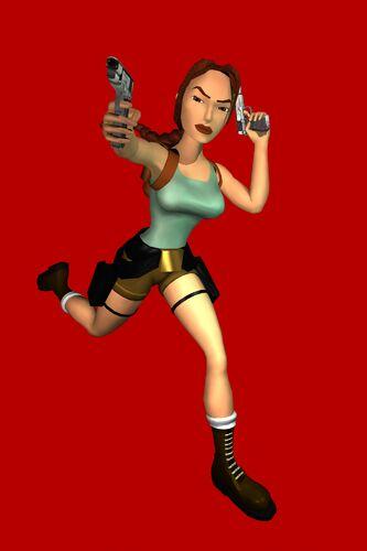 Tomb Raider III<br>