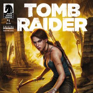 Tomb Raider Dark Horse Comics Lara Croft Wiki Fandom