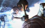 Lara Stabbing Himiko
