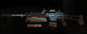 ROTTR Military Rifle Modified
