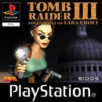 Tomb Raider III Cover