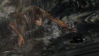 Lara Escaping