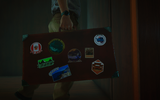 Richard Croft's Briefcase