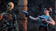 Robot Chicken Tomb Raider