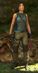 SOTTR Outfit - Tactical Adventurer
