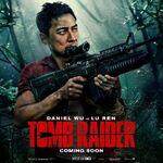 Tomb Raider Lu Ren character poster