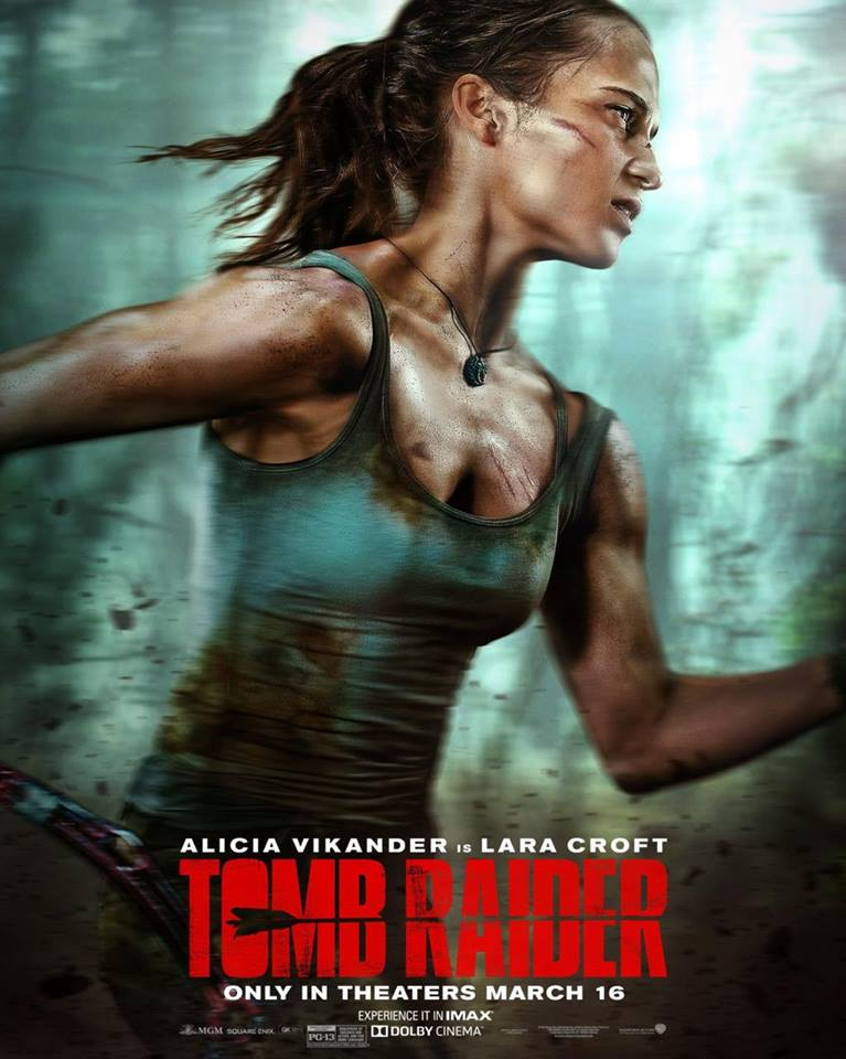 Tomb Raider 2018 Movie Lara Croft Wiki Fandom
