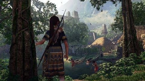 Shadow of the Tomb Raider – Vibrant Locations NR