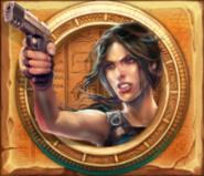 LCTT Icon - Lara Gun