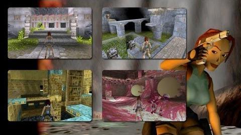 Tomb Raider 1 1996 Gameplay