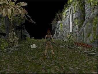 Lost Valley Lara Croft Wiki Fandom