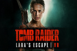 Tomb Raider VR Lara's Escape