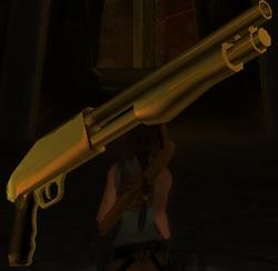 TRA Golden Shotgun
