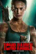 Tomb Raider theatrical poster