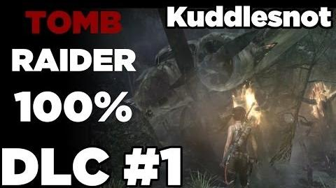 DLC 1 - Tomb Raider 100% Tomb of the Lost Adventurer