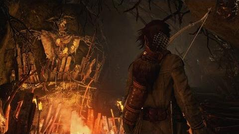 Rise of the Tomb Raider - Baba Yaga The Temple of the Witch Trailer