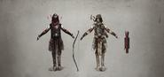 Stormguard Archer Concept