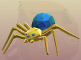 The Frozen Spider