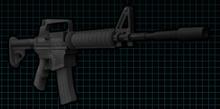 A12 assault rifle