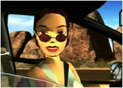 Lara Croft Seat