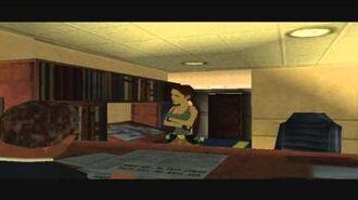 Tomb Raider 4 (1999) - The Times Exclusive Cutscene (01) - Tutankhamun's Tomb