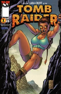 Tomb Raider (Top Cow Issue 1)