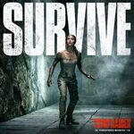 Tomb Raider Survive promo poster