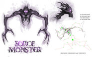 Force Monster Concept 02
