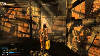 Tomb Raider 2013 Game Multiplayer Lara Croft Wiki Fandom