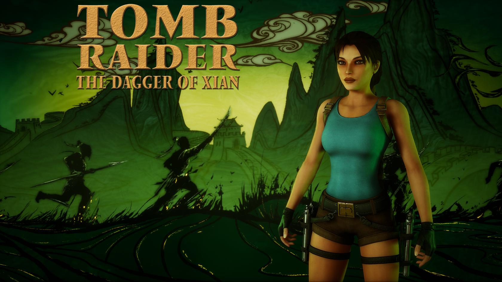 Tomb Raider The Dagger Of Xian Lara Croft Wiki Fandom