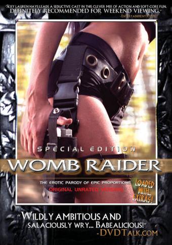 Womb Raider Lara Croft Wiki Fandom
