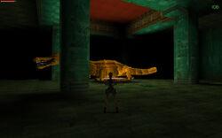 TR II Dragon's Lair Screenshot