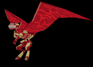 Winged Atlantean
