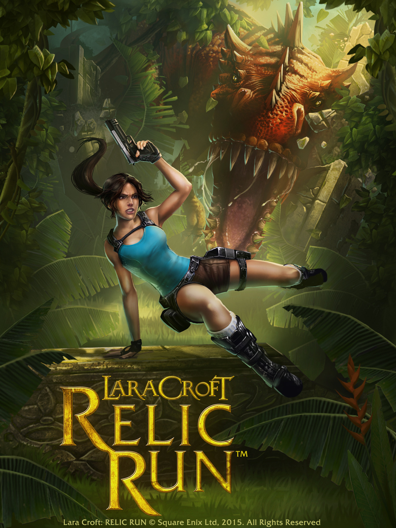 Lara Croft: Relic Run | Lara Croft Wiki | FANDOM powered by