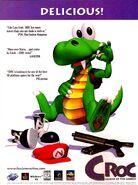 Croc ad