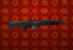 TR II - M16