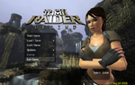 Tomb Raider Legend Windows Main Menu