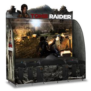 Tomb Raider Arcade