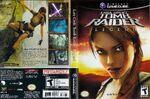 Tomb Raider Legend USA COVER GameCube