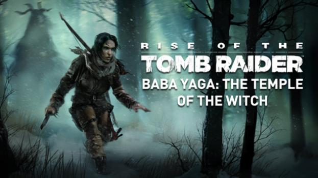 Rise of the Tomb Raider: Baba Yaga: The Temple of the Witch