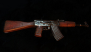 ROTTR Assault Rifle Unmodified