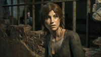 Lara in Prison